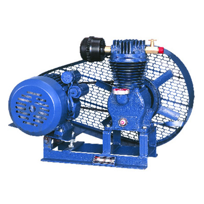Belt Driven Borewell Compressor Pumps Manufactures & Suppliers
